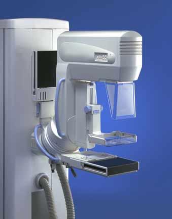 Plotter per mammografie